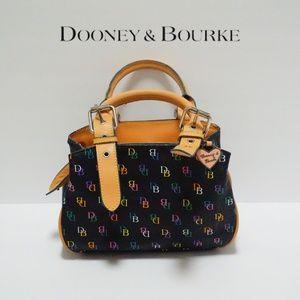 Dooney & Bourke Multi color Satchel